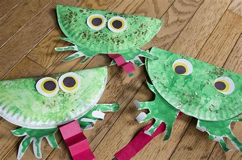 Frog Craft Paper Plate - 1000 images about paper plate crafts on