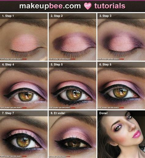eyeliner tutorial step by step makeup tutorials step by step www proteckmachinery com