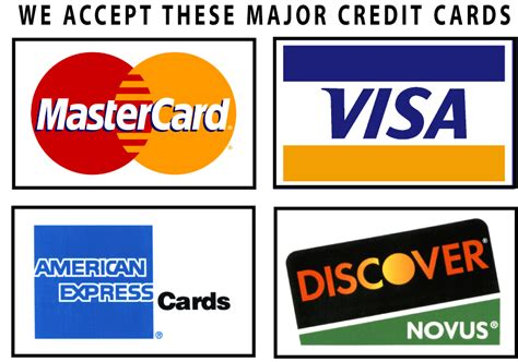 Gift Card Mastercard - we are now accepting credit cards grade a tree