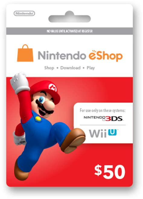 nintendo eshop gift cards official site buy codes online - Eshop Gift Card
