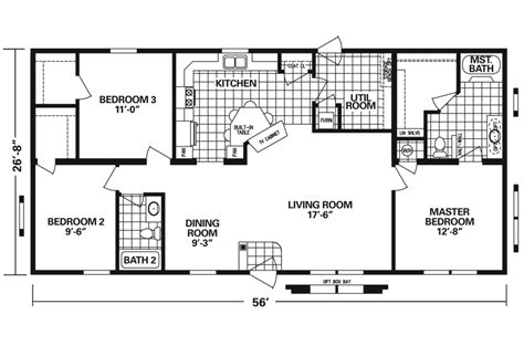 Sizes Of Mobile Homes | best of 20 images mobile home sizes gaia mobile homes 6165