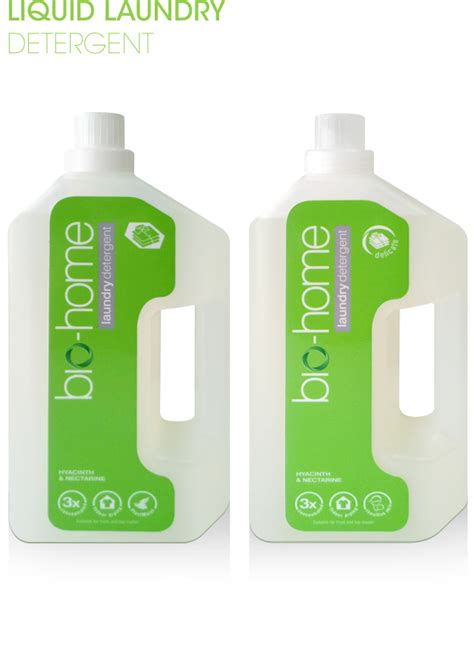 free bio home regular laundry detergent giveaway
