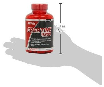creatine 4200 how to take met rx creatine 4200 rapid release capsule review