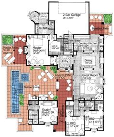dream house plan pool included from coolhouseplans com dream house plan pool included from coolhouseplans com