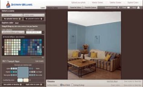 sherwin williams color visualizer tool sherwin williams paints
