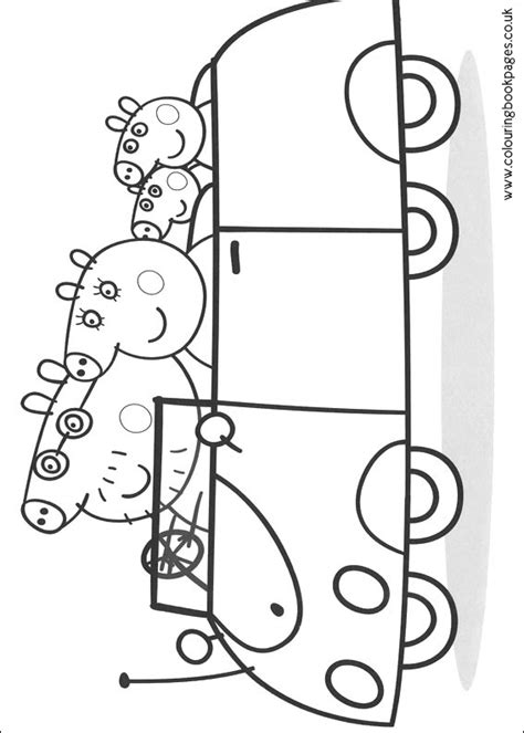 peppa pig valentines coloring page peppa pig colouring pages