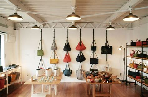 Purse Store way to display purses thrift store ideas