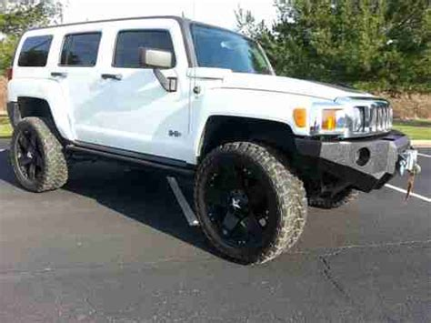 service manual repair anti lock braking 2007 hummer h2 navigation system sell used 2007 buy used 2007 hummer h3 custom rancho lift 3 7l 4wd low miles in barboursville west