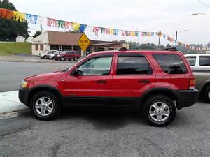 2002 Ford Escape Xlt 2002 Ford Escape Pictures Cargurus