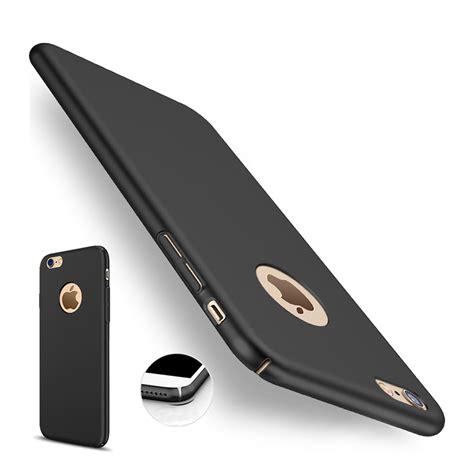 Asenaru Iphone X Slim Classic Matte Black luxarmor classic jet black iphone 6 6s luxarmor