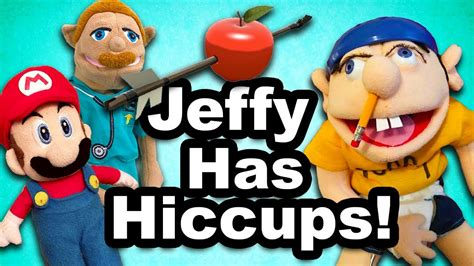 has hiccups sml jeffy has hiccups funnycat tv
