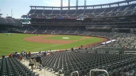citi field section 127 rateyourseats