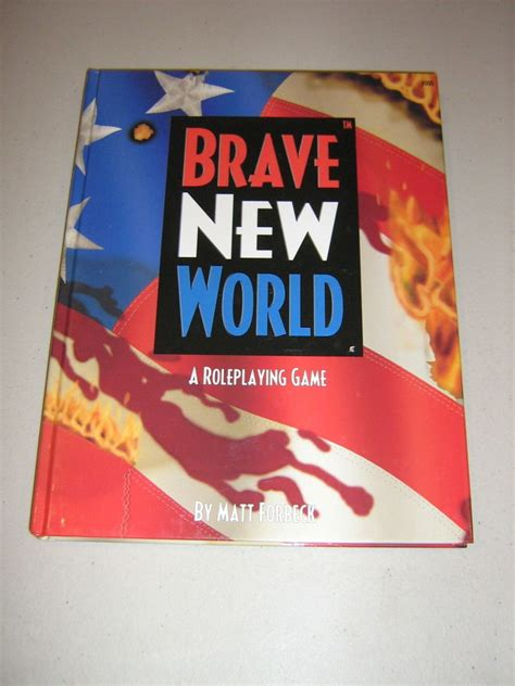 brave new world b0031r5k6s brave new world rpg hc new ebay