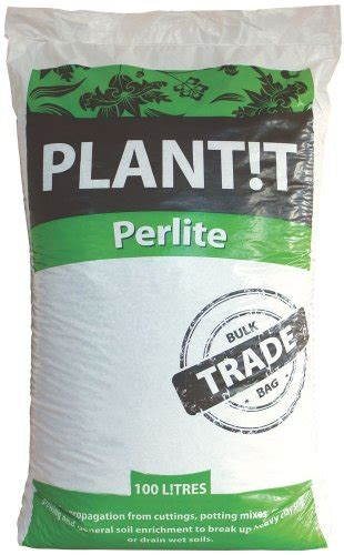 Planterbag 100 Liter Putih plant t 100l perlite bag uk care guide