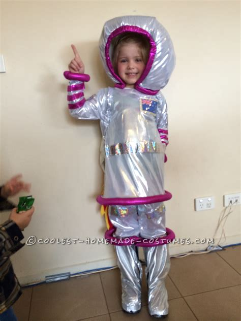 Coolest Handmade Costumes - coolest astronaut costume
