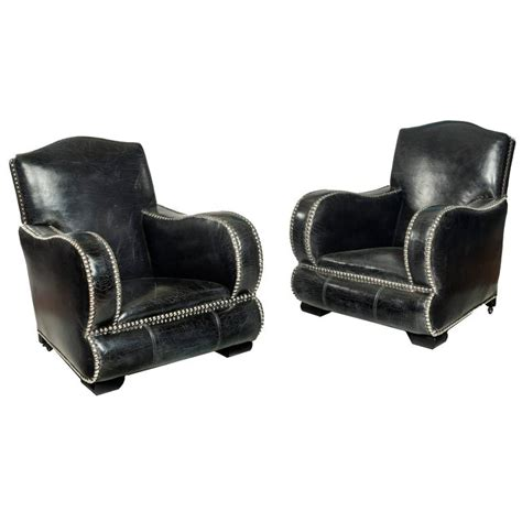 wide armchairs a pair of deco style wide armchairs at 1stdibs