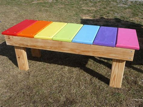 kid bench 25 best ideas about kids bench on pinterest diy table