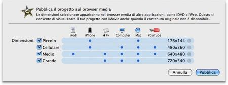 tutorial imovie mac pdf tutorial imovie 08 condividere con il mondo i tuoi