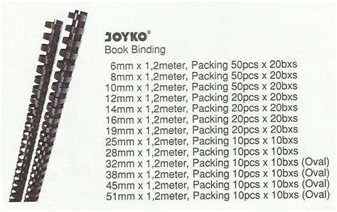Binder Pita 20 Ring binder plastik