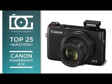 hands on review: canon | powershot g7x | doovi
