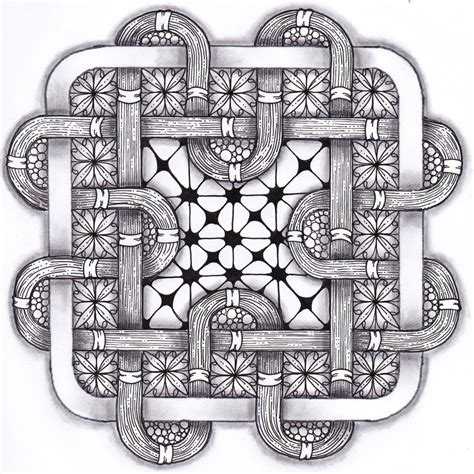zentangle knot pattern 189 best zentangle celtic design images on pinterest