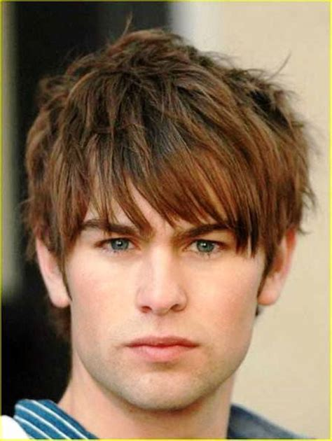 boys short haircut with long bangs messy hairstyles mens messy hairstyles 2015 messy top