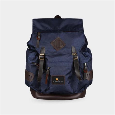 tas ransel backpack brain navy moi