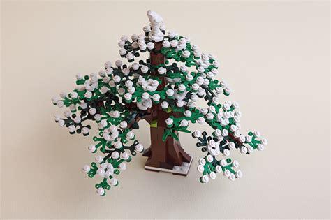 tutorial lego tree image gallery lego winter tree