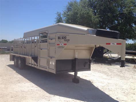 bid stock used big bend trailers for sale in tx trailersmarket
