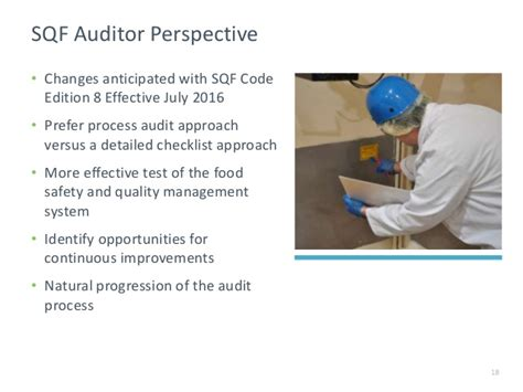 staying ahead of the with staying ahead of the audit curve with food industry process audits