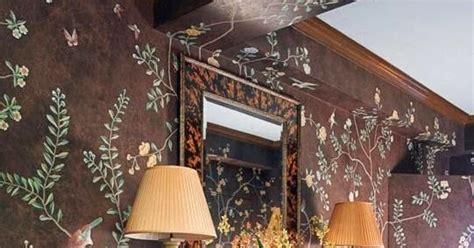 dekorasi ruang  motif bunga bunga rumah idamanku