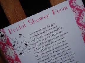 wedding shower poems for gifts bridal shower ideas fantastic bridal shower poems
