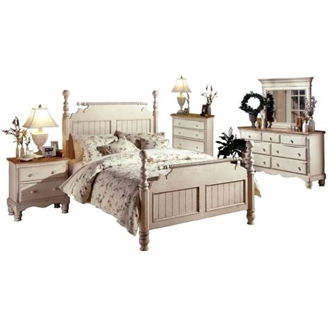 wilshire bedroom set hillsdale wilshire 5 bedroom set in antique white 1172670xs5