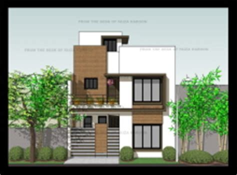 home design for 4 marla logo by faiza haroon at coroflot com