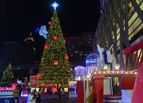 where to celebrate christmas in bangkok thailand