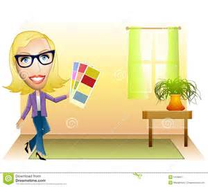 House Layout Designer by Interior Designer Color Samples Stock Image Image 5476891