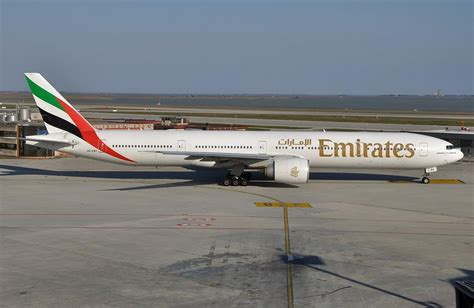 boeing 777 300er sieges panoramio photo of emirates boeing 777 300er