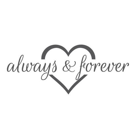 Always And Forever always and forever