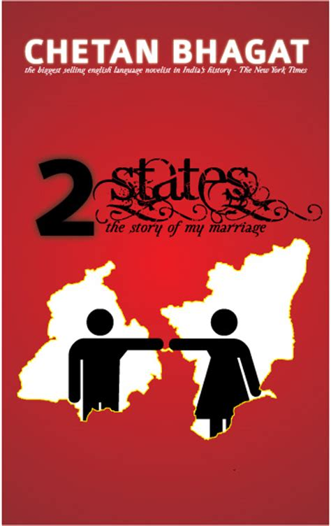 two a novel books book review two states by chetan bhagat learning india