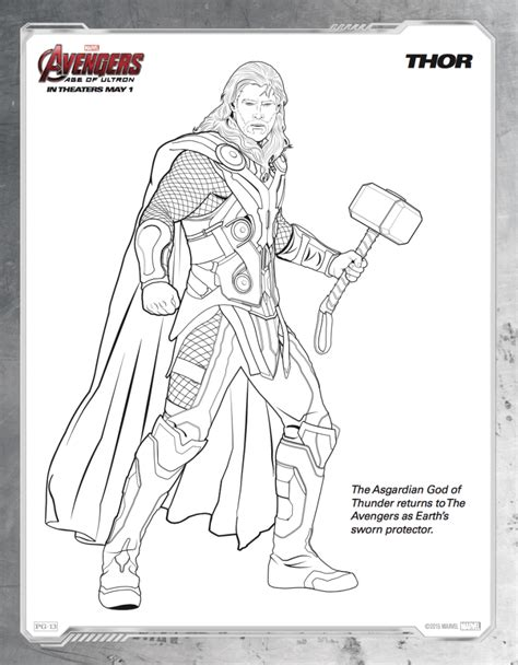 coloring pages avengers ultron free printable avengers age of ultron coloring sheets