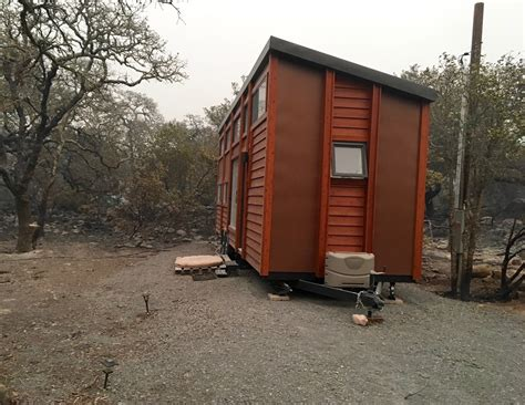 Small Homes For Sale Santa Rosa Ca The Tiny House That Survived The Santa Rosa And