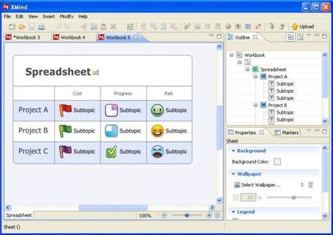 tutorial de xmind en español freemind download