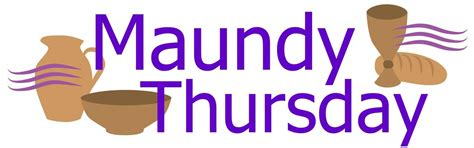 thursday clip maundy thursday clipart www pixshark images