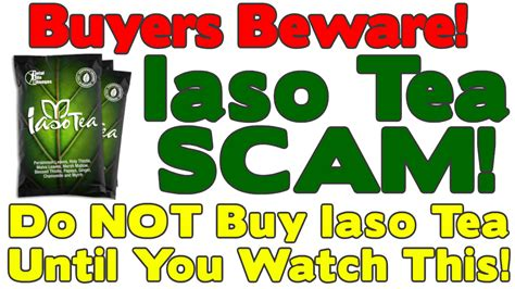 Side Effects Of Iaso Detox Tea by Iaso Tea Scam Do Not Buy Iaso Tea Until You See This