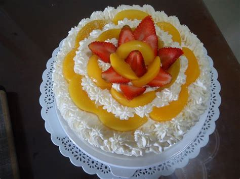 como decorar pasteles de tres leches quot pastel tres leches de duraznos y fresas quot pasteles al