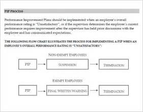 business process improvement plan template performance improvement plan template 9