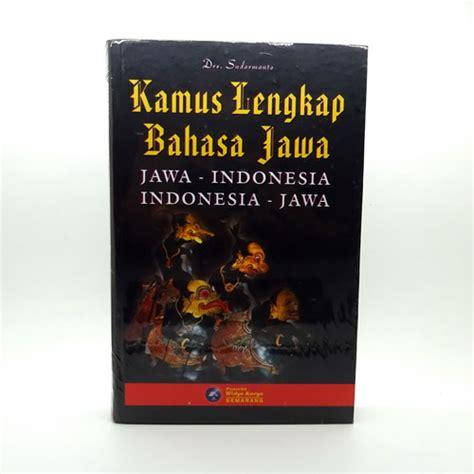 Original Buku Kamus Portugis Indonesia Indonesia Portugis buku kamus lengkap bahasa jawa dunia pusaka sakti