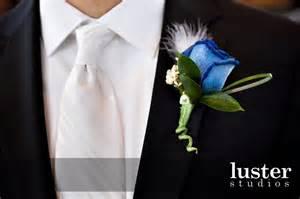 boutonnieres for wedding wedding flowers blue wedding boutonnieres