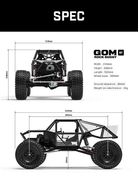 Rok Gr 4297 new gmade truck gr 01 gom rc news msuk rc forum