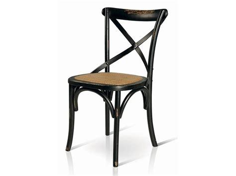 sedie in rattan prezzi sedia intreccio legno e rattan a prezzo outlet